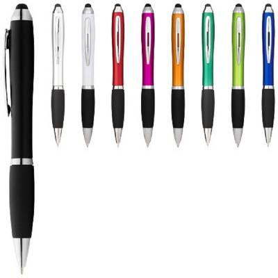 Nash Stylus Kugelschreiber mit schwarzem Griff