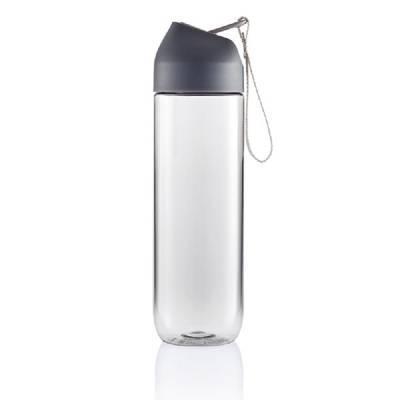 Neva Wasserflasche Tritan 450 ml - grau
