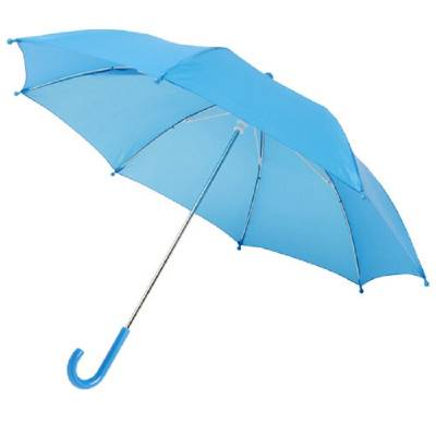 Nina 17 Zoll Sturmschirm für Kinder-blau