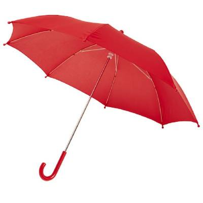 Nina 17 Zoll Sturmschirm für Kinder-rot