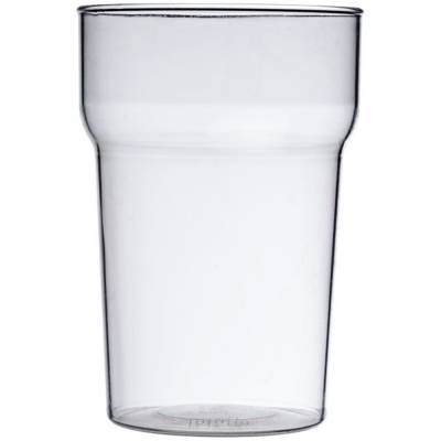 Nonic Premium 568 ml Kunststoffbecher-transparent