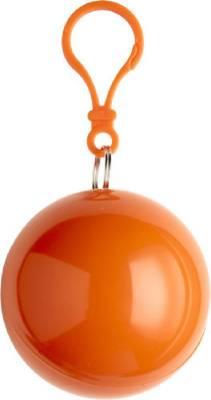Notfall-Poncho Saldus-orange-one size