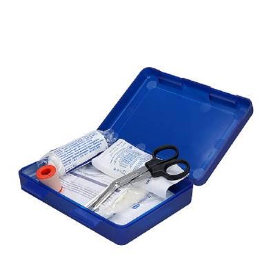 Notfall-Set Box, groß-blau(trendblau)