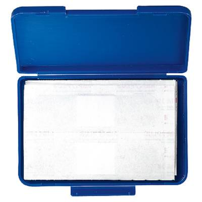 Notfall-Set Pflaster Box - blau