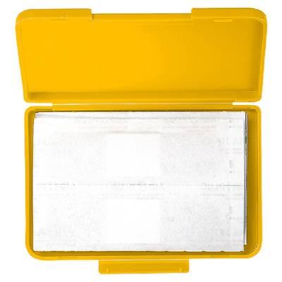 Notfall-Set Pflaster Box - gelb