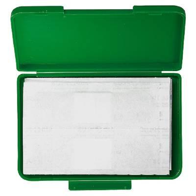 Notfall-Set Pflaster Box - grün