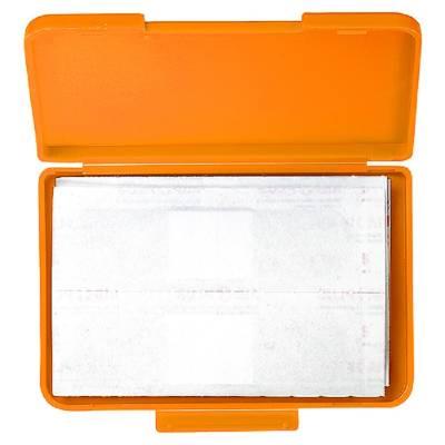 Notfall-Set Pflaster Box - orange