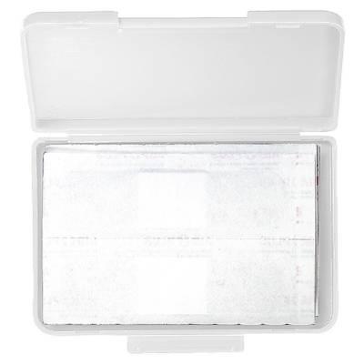 Notfall-Set Pflaster Box - weiß