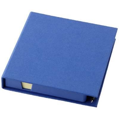 Notizblock Samba - blau