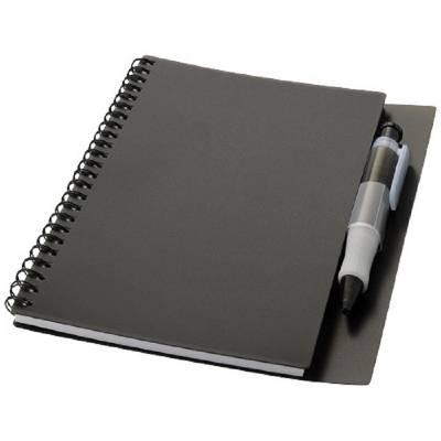 Notizbuch A5 - schwarz