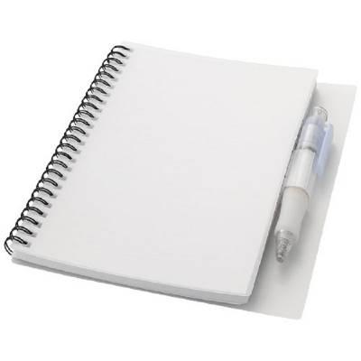 Notizbuch A5 - weiß
