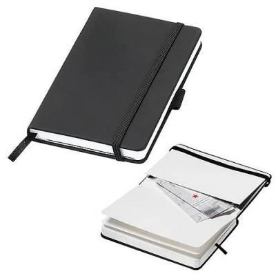 Notizbuch Agenda A6-schwarz