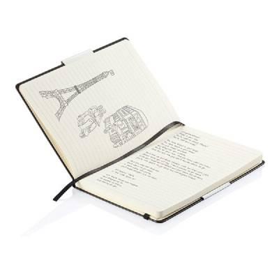 Notizbuch Köln A5 - schwarz
