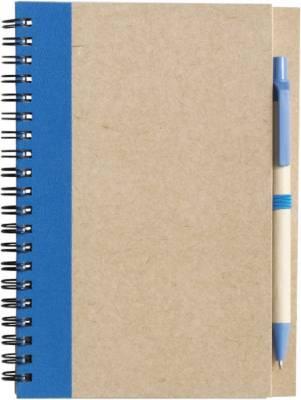 Notizbuch Yu-Yuan-blau(hellblau)