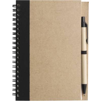 Notizbuch Yu-Yuan-schwarz