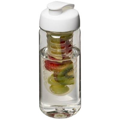 Octave Tritan  ™ 600 ml Flasche mit Klappdeckel und Infusor