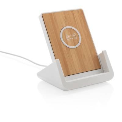 Ontario 5W Wireless-Charger-weiß