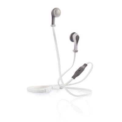 Oova Ohrhörer mit Mikro - grau