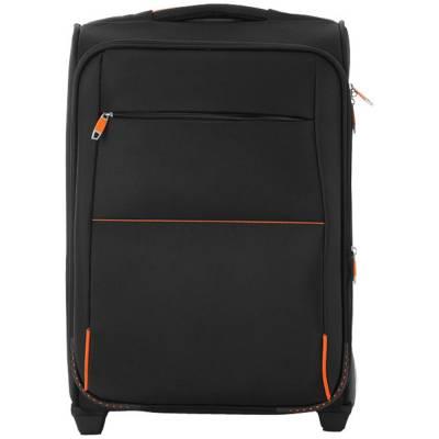 Orange Line Handgepäck Koffer-schwarz