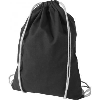 Oregon Premium Sportbeutel-schwarz