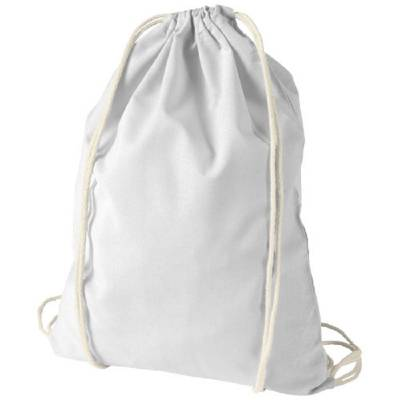 Oregon Premium Sportbeutel-weiß