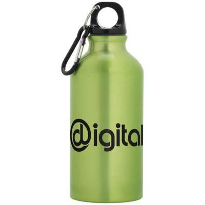 Oregon Trinkflasche mit Karabiner-grün