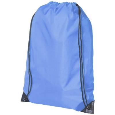 Oriole Premium Sportbeutel-blau(hellblau)
