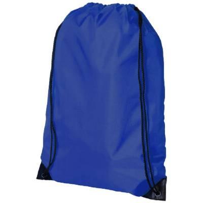 Oriole Premium Sportbeutel-blau(royalblau)