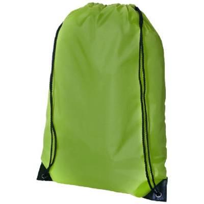 Oriole Premium Sportbeutel-grün