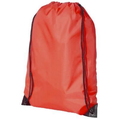 Oriole Premium Sportbeutel-rot