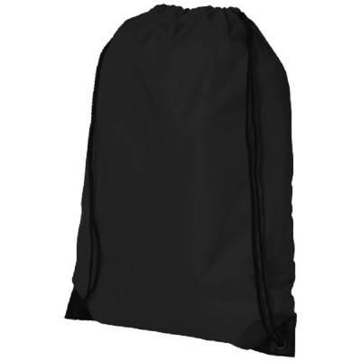Oriole Premium Sportbeutel-schwarz