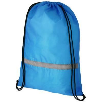 Oriole Rucksack mit Sicherheitskordelzug-blau