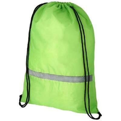 Oriole Rucksack mit Sicherheitskordelzug-grün