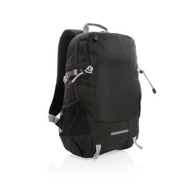 Outdoor RFID Laptop-Rucksack-schwarz