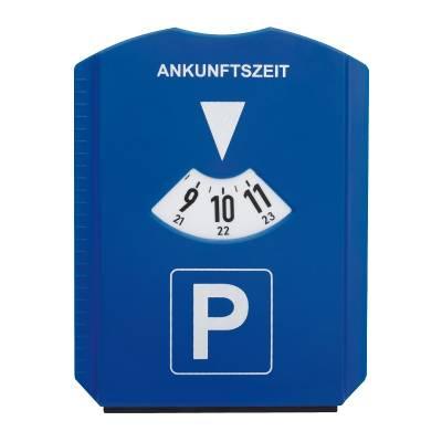 Parkscheibe REFLECTS-DUNBAR-blau