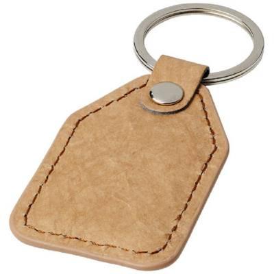 Pepier Schlüsselanhänger-braun