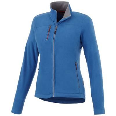Slazenger Pitch Damen Fleecejacke - blau(himmelblau) - L