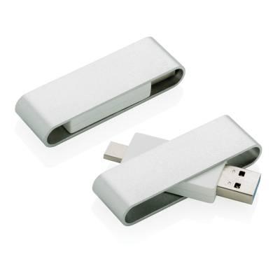 Pivot USB mit Type C mit ABS-Drehlager