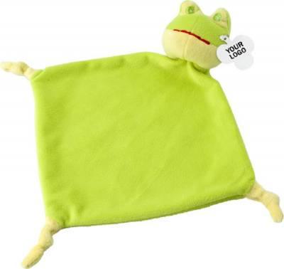 Plüsch Filzuch Tumba-grün(hellgrün)