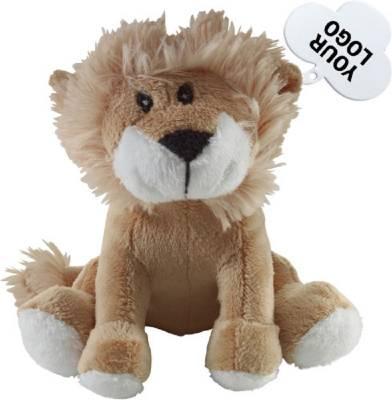 Plüsch-Löwe Leopold-braun