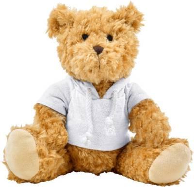 Plüsch-Teddybär Olaf mit aufgestickten Augen