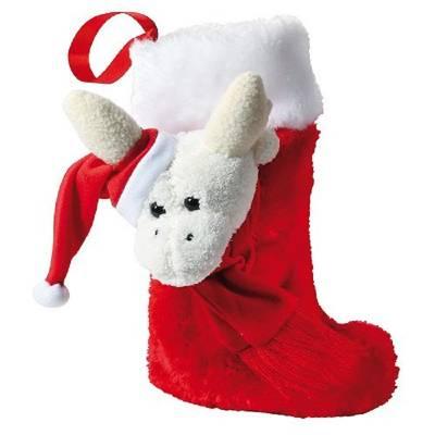 Plüschsocke Rudolph