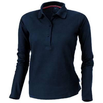 Slazenger Point Damen Poloshirt - navy - L