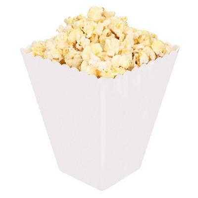 Popcornschale Hollywood-weiß