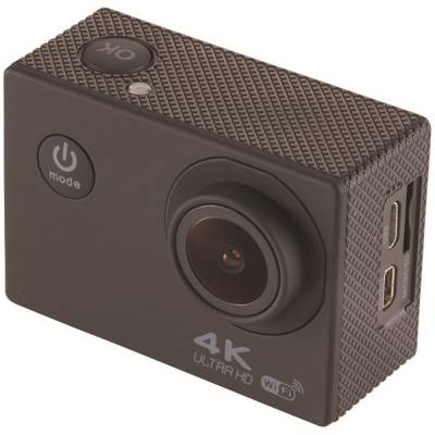 Portrait 4k WLAN Action Kamera-schwarz