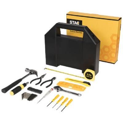 Poseidon 31-teiliger Werkzeugkasten-schwarz