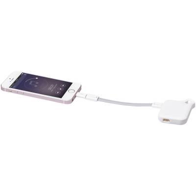 Power Booster Kabel Set-weiß-500 mAh