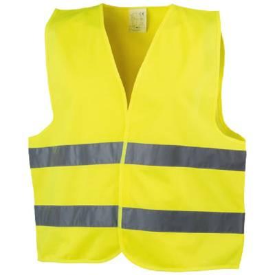 Professionelle Warnweste-gelb(neongelb)
