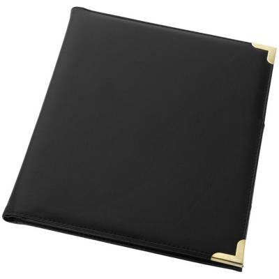 Promo A4 Schreibmappe-schwarz