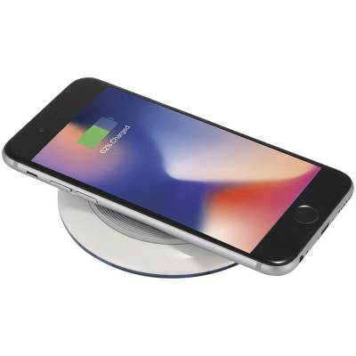 Qi Ladegerät - Qi Ladestation Tiz 5W für Samsung & Iphone X - weiß
